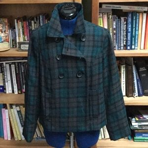 CLOSEOUT SALE Double Breasted Lined Jacket H